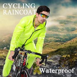 $enCountryForm.capitalKeyWord Australia - New Fashion Outdoor Sports Fishing Man & Woman Waterproof Raincoat Suit Motorcycle Rain Jacket Poncho Large Size Rain Coat