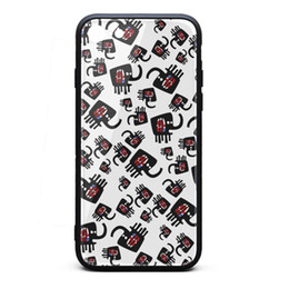 Elephant Phone Cases Australia - IPhone 8 Case iPhone 7 Case cage the elephant pretty scratch-resistant TPU Soft Rubber Silicone Cover Phone Case