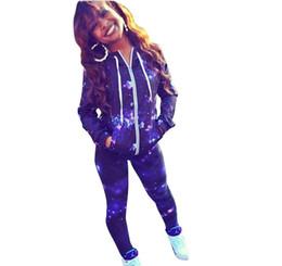 5af18ce6e88 Women long sleeve outfits 2 piece set tracksuit jogging sportsuit hoodie  legging sportswear sweatshit tights sport suit hot