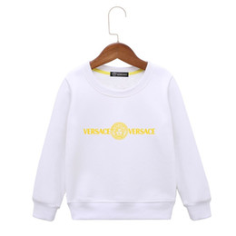 Korean Baby Cloths UK - kids hoodies Baby 2019 Spring And Autumn Thin Korean Edition Sleeve Head Easy Children Tide Of Year Children's Cloth