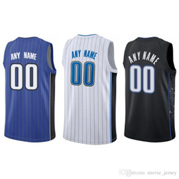 Custom 2019 Basketball Jersey Orlando Isaiah Jarell Briscoe Martin Jerian  Jonathon Grant Simmons Aaron Jonathan Gordon Isaac Men Jerse b724f63ef