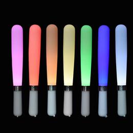 $enCountryForm.capitalKeyWord Australia - Glow Sticks LED Night Light USB Rechargeable Magic Handheld Silicone Lamp Party Celebration Decoration