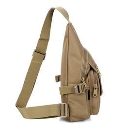 $enCountryForm.capitalKeyWord Australia - Multi-functional military fans outdoor travel chest, bag men and women camouflage casual bag, single shoulder bag tactical cross-body bag