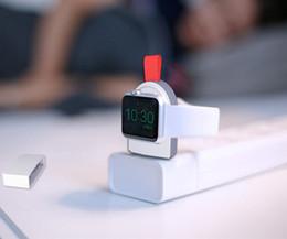 $enCountryForm.capitalKeyWord Australia - For Apple Iwatch 1 2 3 4 44mm 40mm 42mm 38mm Portable Wireless Adapter USB Charging Magnetic Pad