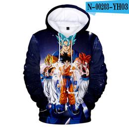 $enCountryForm.capitalKeyWord NZ - Hoodie Dragonball Hoodies Men Anime Hoodies Costume Mens Hoodie Anime Clothes 3D Clothing Streetwear 3D Clothes