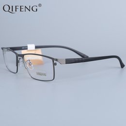 63a850275266 Korean Spectacles Frame Australia - QIFENG Spectacle Frame Eyeglasses Men  Korean Computer Optical Myopia Eye Glasses