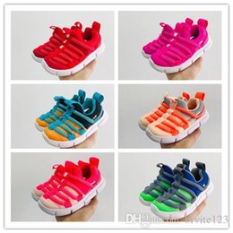 $enCountryForm.capitalKeyWord Australia - high quality Kids baby dynamo free td shoes For boys girls children parent-child athletic outdoor sneakers caterpillar shoe size 22-35