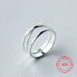 925 Sterling Ring Price Australia - Fashion Silver Jewelry maker China Factory Price Engagement Wedding Rings for women 925 Sterling Silver Rings for Women Girls Birthday Gift