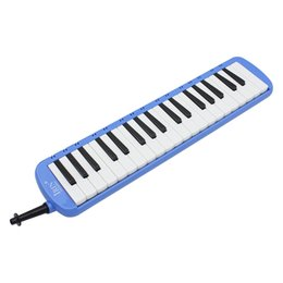 key melodica UK - 37 Piano Keys Melodica Pianica Musical Instrument with Carrying Bag for Students Beginners Kids