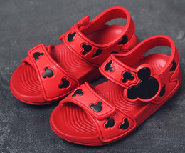 $enCountryForm.capitalKeyWord NZ - 562101 sandal brand spring summer foreign trade cushion shoes children boys and girls children's tide sports running shoe size24-31