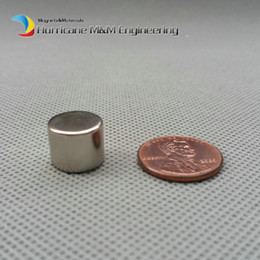 "Neodymium Magnets N52 Wholesale Australia - N52 Ndfeb Magnet Disc Dia 12x10 Mm 0.47"" Super Strong Magnet Neodymium Magnets Permanent Rare Earth Magnets Nicuni"