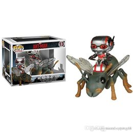 $enCountryForm.capitalKeyWord Australia - Good Sale Funko Pop Comics Ant-Man and Ant-Thony Vinyl Action Figure With Box #13 Gift Toy Good Quality t546
