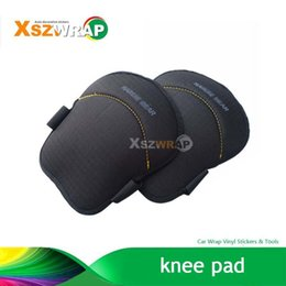 windows tinting tools NZ - 20 *17cm Construction Protective Gears Kneepad With Eva Sponge Inside Window Tint Vinyl Install Keen Pads Tool