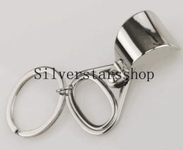 custom logo pendants 2019 - Manufacturers supply personalized easy open bottle opener ring key chain car bag small gift key pendant custom LOGO chea