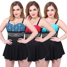 $enCountryForm.capitalKeyWord Australia - Fashion-Women Swim Wear Professional Two-piece Women Bikini Large Size Sexy Printed Swimsuit Bodysuit Competition Swim Pool Train Swimwear