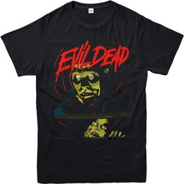 $enCountryForm.capitalKeyWord UK - Evil Dead T-Shirt,Book Of The Dead Evil Dead Zombie Faces,Adult and kids Sizes new 2018 Summer Fashion Men's Short Sleeve