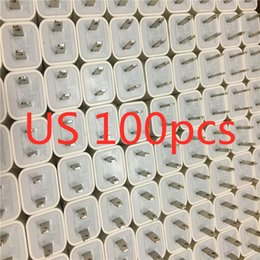 Packed Iphone Australia - 100% high quality A1385, USB AC wall charger travel adapter with US plug, suitable for the iPhone 78 Plus x x R x s max, without packing box