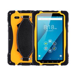 Wholesale 7Inch G LTE T70 V2 Tablet PC GB RAM Ram GB ROM Cell Phone Quad core bit IP68 waterproof Shockproof MP mAh Type C mAh Big bat