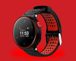 $enCountryForm.capitalKeyWord Australia - X2 plus smart watch color screen Bracelet sports bluetooth band fitness bracelet Heart Rate Monitor IP68 Waterproof swimming