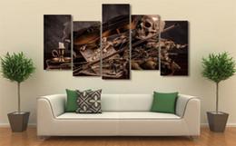 $enCountryForm.capitalKeyWord Australia - Ordinary red wine glasses,5 Pieces Home Decor HD Printed Modern Art Painting on Canvas (Unframed Framed)