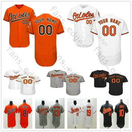 67a6ea2f9 Custom Baltimore  8 Cal Ripken Jr. 17 Alex Cobb Adam Jones Andrew Cashner  25 Anthony Santander Man Woman Kids Youth Orioles Baseball Jerseys