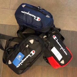 Belt purses online shopping - Letter Waist Bag Unisex Fanny Packs Canvas Belt Shoulder Bags Fashion Handbags Travel Beach Makeup Chest Bags Phone Purse MMA1569