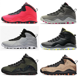 $enCountryForm.capitalKeyWord Australia - Wholesale Cheap Jumpman 10 Mens Basketball Shoes Sneakers Men Online Superstar s X Sport Canvas Real Authentic 40-47