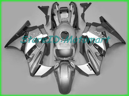 motorcycle fairings cbr f2 Australia - Motorcycle Fairing kit for HONDA CBR600F2 91 92 93 94 CBR 600 F2 1991 1994 ABS Red flames black Fairings set+gifts HF33