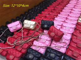 $enCountryForm.capitalKeyWord NZ - HOT Kids Handbags New Fashion Girls Mini Princess Purses Children Classic Chian Shoulder Bag Children Canies Bags Christmas Gifts