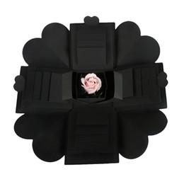 $enCountryForm.capitalKeyWord UK - Unique Explosion Gift Box DIY Surprise for Scrapbook Photo Album Valentines Day