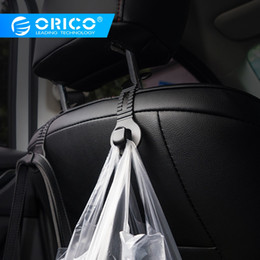 $enCountryForm.capitalKeyWord Australia - RICO ASR Universal Car Seat Back Hooks Hangers Organizer Headrest Mount Storage Hooks for Bag Grocery Accessories ORICO ASR Universal Car...