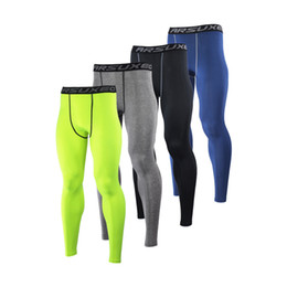 running stretch tight Australia - New Men Cycling Tights Pants Sports Sport Wear Leg Cover Breathable Stretch Quick Dry For Cycling Running Yoga