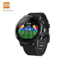 $enCountryForm.capitalKeyWord Australia - Xiaomi Amazfit Smart Watch 2 5ATM Water Resistant 1.34' 2.5D Screen GPS Firstbeat Swimming Smartwatch
