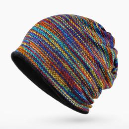 $enCountryForm.capitalKeyWord UK - WISHQTH Brand Skullies Beanies For Women Men Fashion Warm Cap Unisex Elasticity Knit Beanie Hats Winter Hat