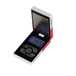 precision gold Australia - Mini Scale 0.01g 0.1g High-Precision Digital Scale Mini Portable Scale Pocket Gold Jewelry Electronic Small Cigarette Case Weighing Machine