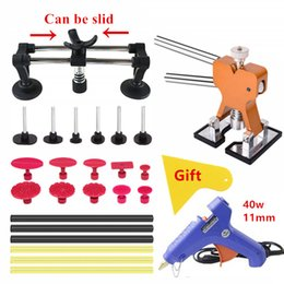 Bridges tools online shopping - PDR Tools KitsCar Dent Removal Kit Car Dent Remover Tools with W Glue Gun for Ding Damage with Double Pole Bridge