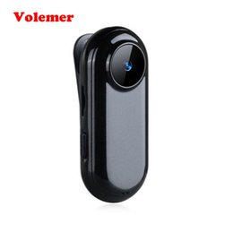 Camera Recorder 4gb Australia - Volemer 64GB Voice Recorder Video Noise Reducemotion Detecting Video Mini Camcoreder with HD 1080P 1200W Camera Voice Recorder