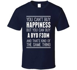Wholesale buy classic shirts for sale – custom Buy A BYD F3DM Happiness Car Lover T Shirt Classic Cotton Men Round Collar Short Sleeve Men Summer Short Sleeves T Shirt Irish