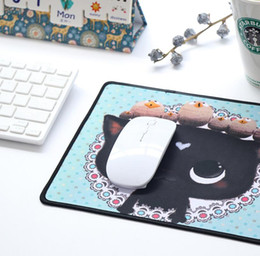 Free Mouse Games Australia - Creative Mouse Pad Home Personality Cartoon Anime Thick Mouse Pad Laptop Game Office Supplies Free Shipping