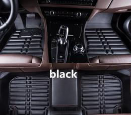 $enCountryForm.capitalKeyWord Australia - For Kia Optima 2016-2018 Car Floor Mats Front & Rear Liner Accessories Non-slip waterproof leather Carpets Auto Luxury sedan Pads