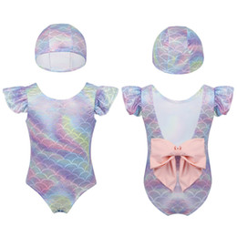 Best Bikini swimsuits online shopping - 2 the best baby girl mermaid suit bikini swimsuit set swimwear beach