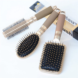 Smart Hair Australia - smart home Chinese Style Comb Professional Healthy Paddle Cushion Hair Comb home use