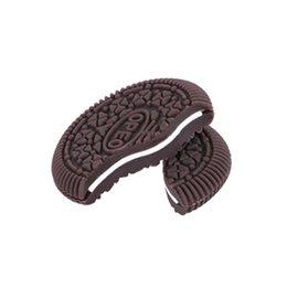 Магические трюки Восстановленное печенье Кирилл OREO Bite Cookie Смешная игрушка OREO Bite Out Cookie Уловки крупным планом Реквизит