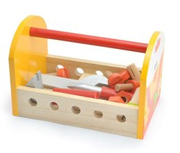 Chinese  Chicken toolbox nut puzzle kit combination toys manufacturers