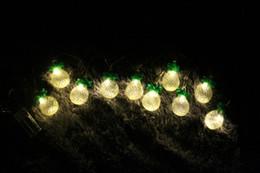 $enCountryForm.capitalKeyWord Australia - 1.5M  Pineapple String Light 10 Leds Battery Operated Romantic Wedding Party Decor Mesh Pineapple Light Colorful