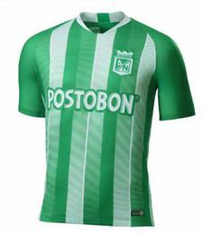 2019 2020 Atletico Nacional Medellin RENTERIA H.BARCOS Soccer Jersey LUCUMI Colombia  Home Football Top Uniform Shirt Camiseta TORRES Daniel 42628d968