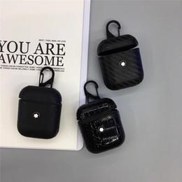 Venta al por mayor de EGEEDIGI para Apple Airpods Estuche de negocios de marca de alta calidad Protector de forro de fibra ultrafino suave para AriPods1 2 conjunto de auriculares Bluetooth