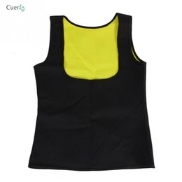 fat woman breast Australia - Hot New Selling Fashion Women Care Abdomen Fat Burning Fitness Vest Body Breast Stretch Shapewear Drop Shipping