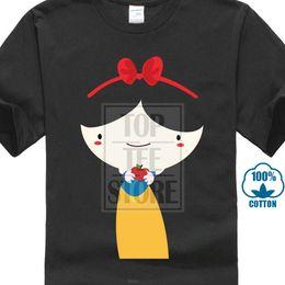 $enCountryForm.capitalKeyWord Australia - Men Birthday Gift Tops Snow T-shirt Short Sleeve Wholesale Discount Princess Girl Cartoon Tee Shirts White Cotton Fabric Unfading