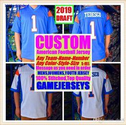 Venta al por mayor de Camisetas personalizadas de fútbol americano Cincinnati Miami College Auténtico Retro Rugby Fútbol Béisbol Baloncesto Hockey Hockey Jersey 4xl 5xl 8xl hombres rojos